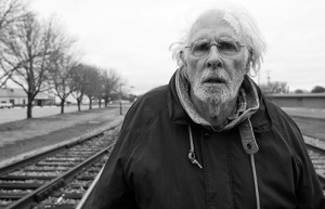 Bruce Dern in Nebraska by Alexander Payne