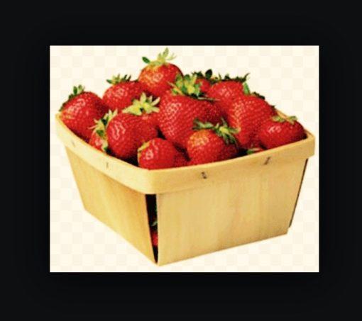 The way I like my berries -- already picked