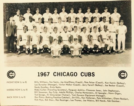 The Losers (er, Cubs) when I was a kid
